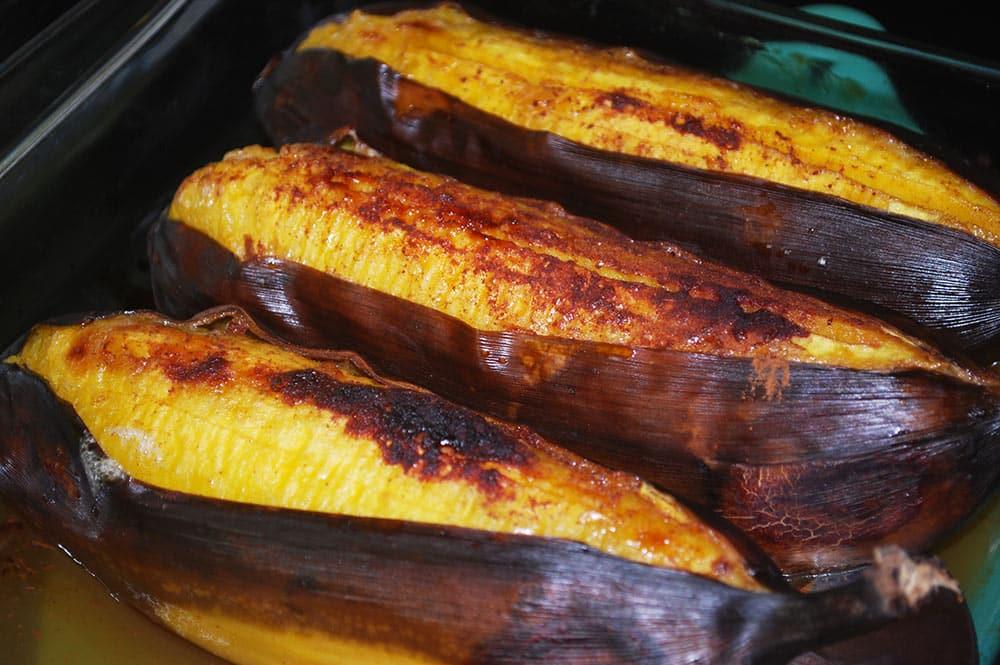 Fei de Tahiti cuit - Banane plantain de montagne cuite