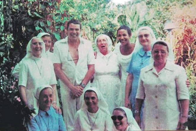 Jacques Brel et ses bonnes soeurs d'Atuona, Hiva Oa