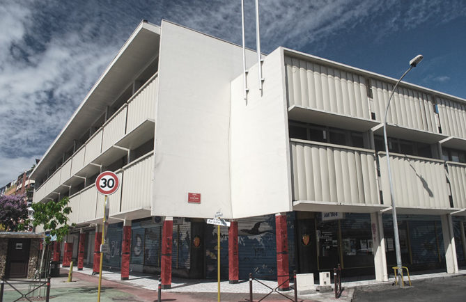 Immeuble Donald Papeete