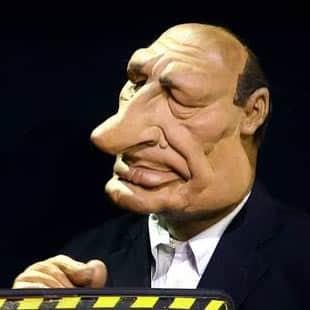 Marionnette de Chirac