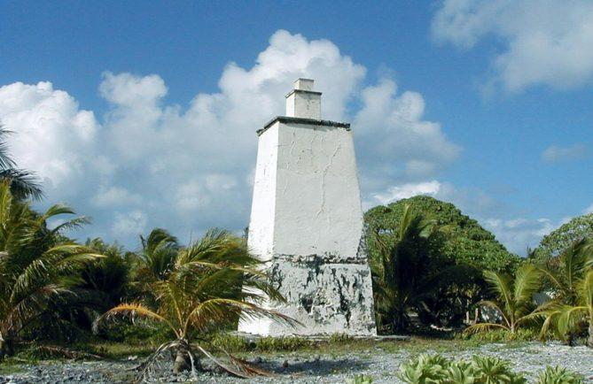 Phare de Tiputa, Rangiroa © Tahiti Heritage