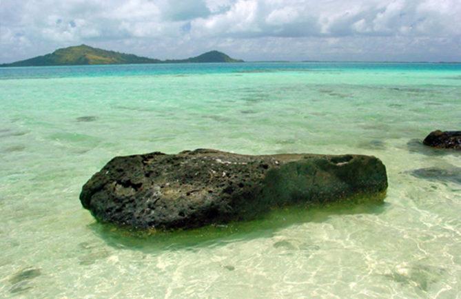 Pierre des lamentations, Akamaru Tahiti Heritage