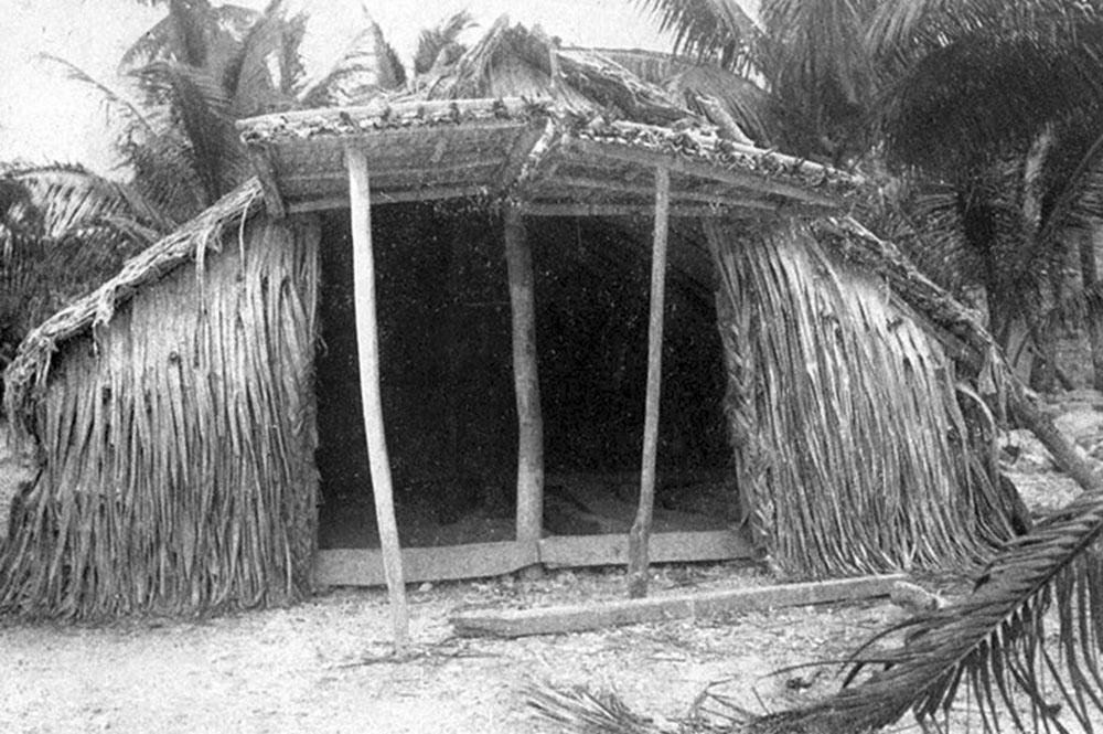 Eglise de Napuka en 1925
