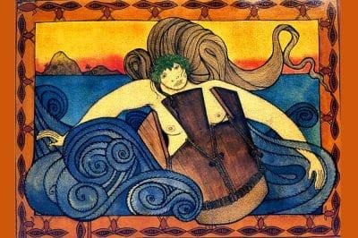 Légende de Hotu Hiva , Huahine, illustrée par Bobby