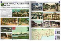 La Papeete colorisé de 1900