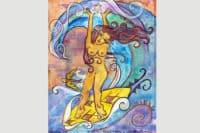 Vehiatua, la surfeuse qui a marqué l'histoire de Teahupoo