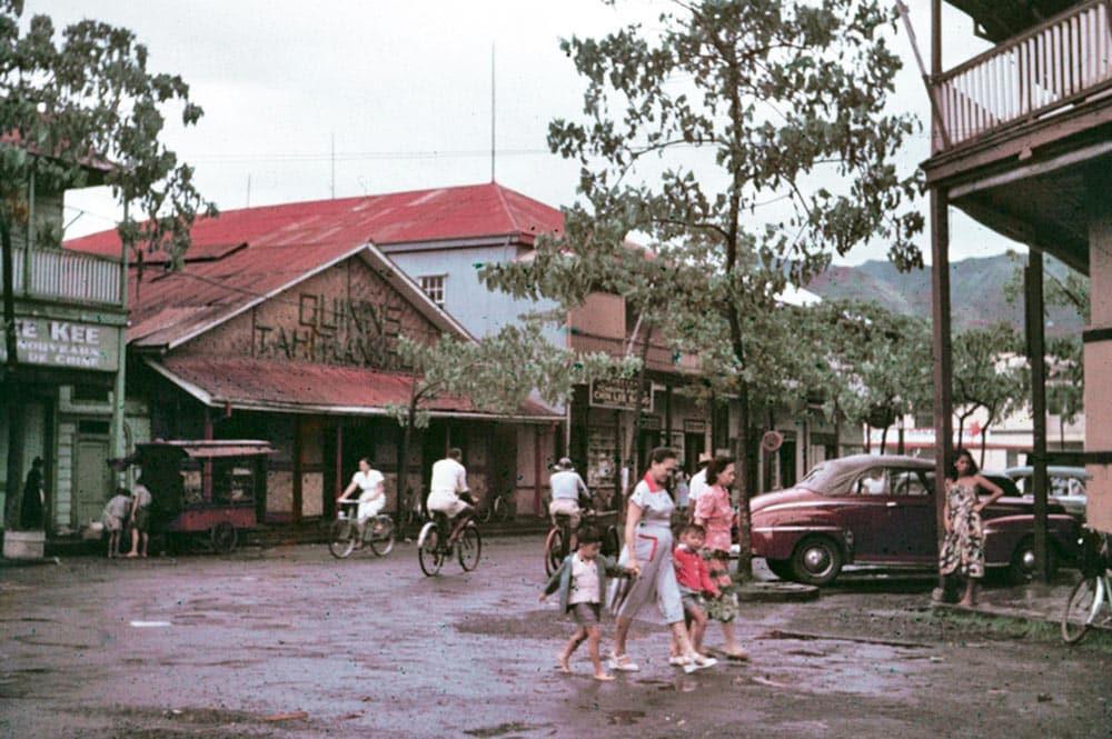 Le Quinn's en 1953