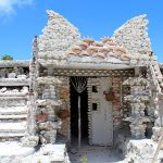 Le palais de corail de Akhy à Maupiti