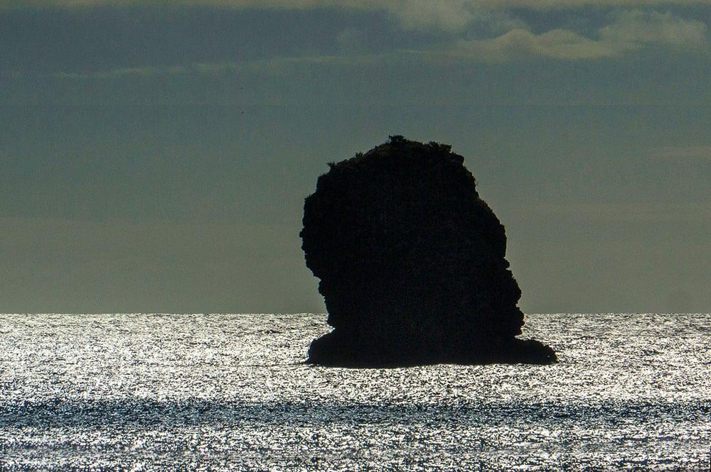Fatutue, la tête de nègre de Hanaiapa, à Hiva Oa. Photo Rita Willaert