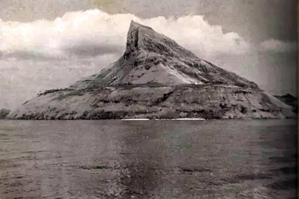 Le mont Duff en 1934