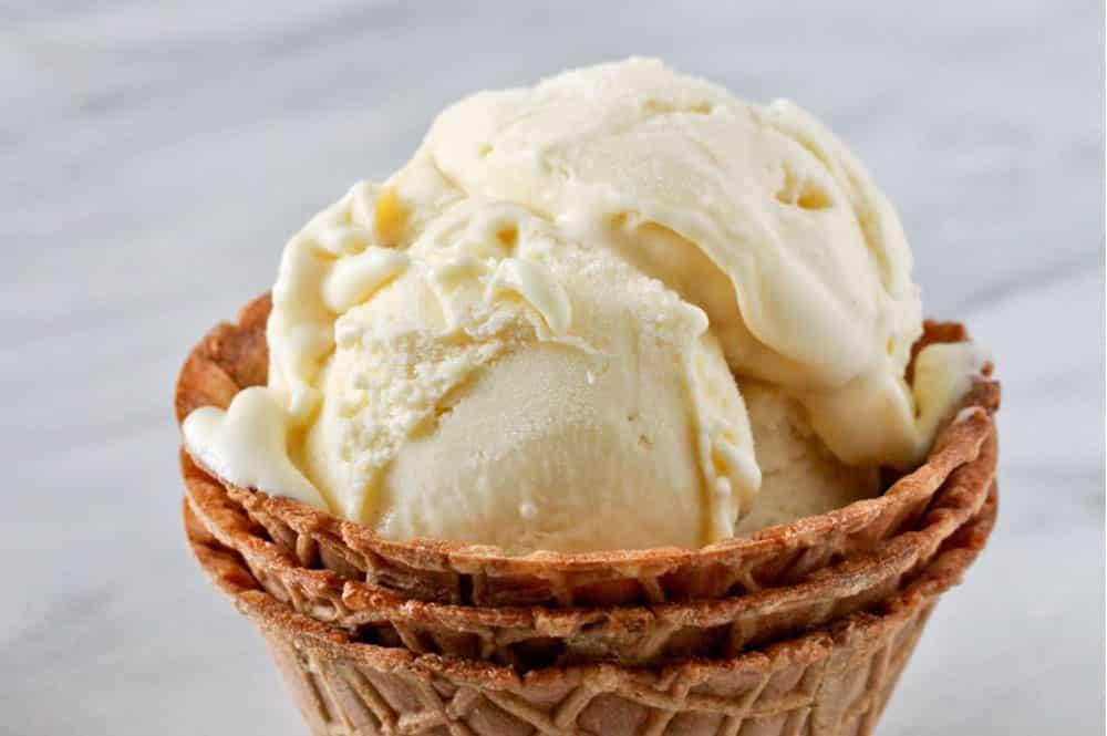 Glace corossol - Soursop ice cream