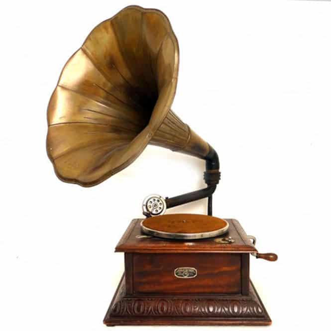 Gramophone français