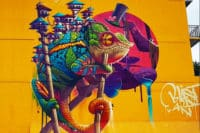 street-art Kalouf et Lardanchet