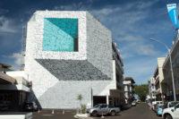 Street Art, le trompe l'oeil d'Astro - Papeava à Papeete