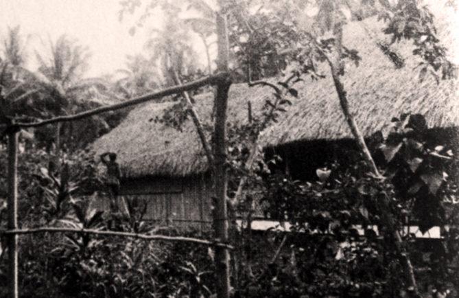 FLe Fare Atelier de Gauguin à Punaauia. Photo Agostini
