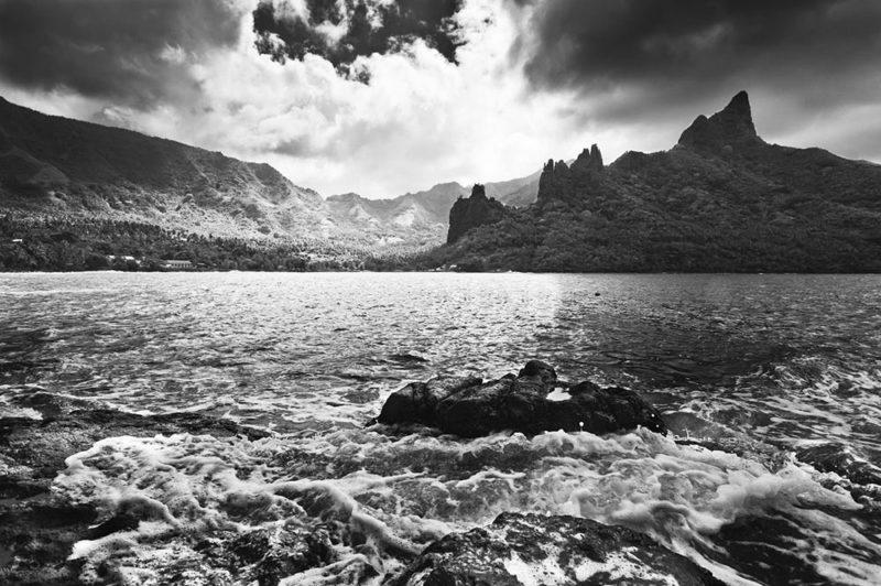 Baie de Hatiheu, nuku Hiva. Photo Roger Uceda