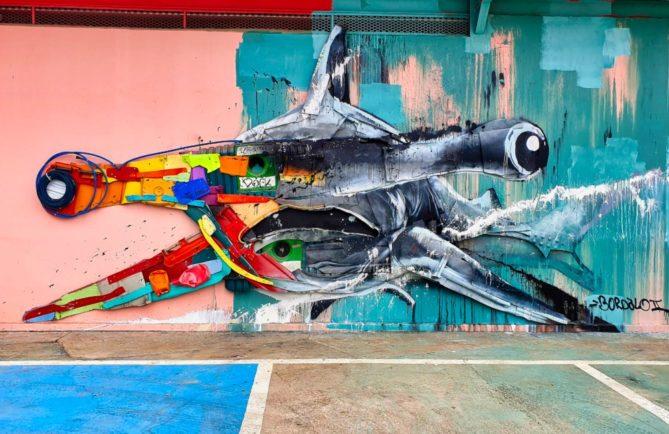 Le requin marteau de Bordelllo II